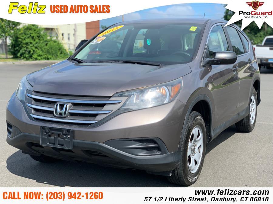 Used 2012 Honda CR-V in Danbury, Connecticut | Feliz Used Auto Sales. Danbury, Connecticut