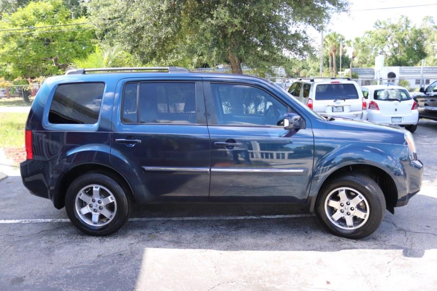 Used Honda Pilot 2WD 4dr Touring w/RES & Navi 2010   Rahib Motors. Winter Park, Florida