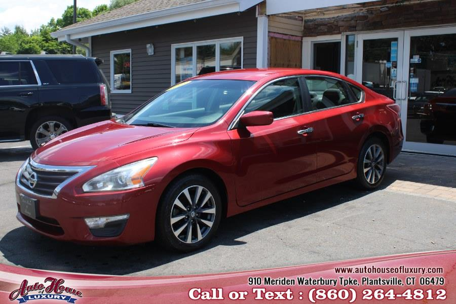 Used 2013 Nissan Altima in Plantsville, Connecticut | Auto House of Luxury. Plantsville, Connecticut