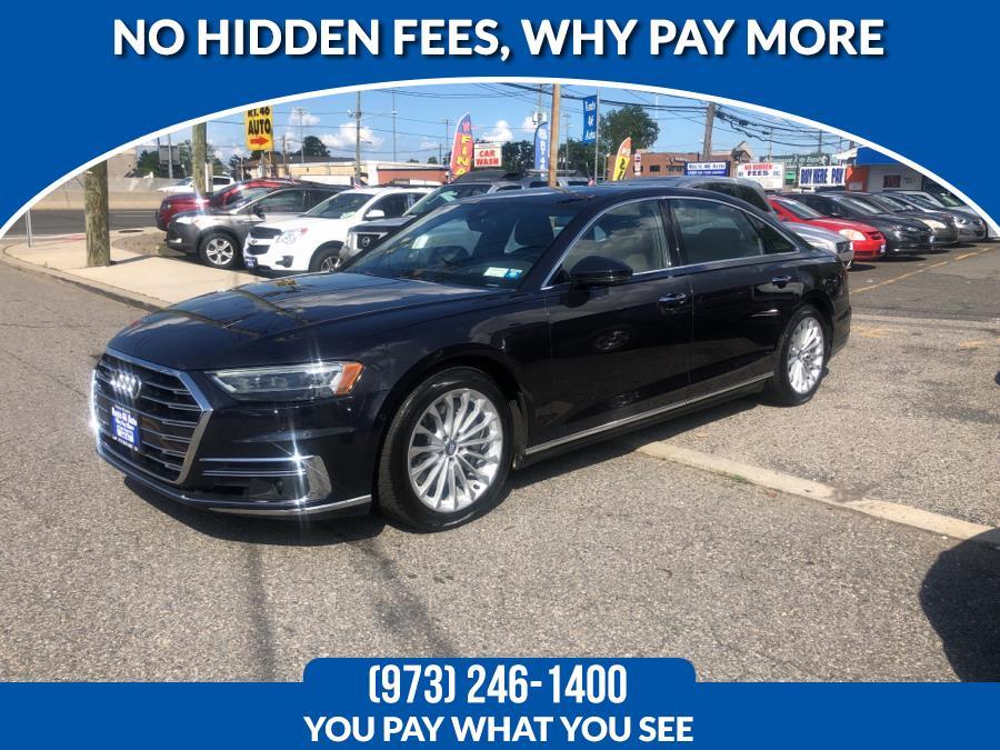 Used 2019 Audi A8 L in Lodi, New Jersey | Route 46 Auto Sales Inc. Lodi, New Jersey
