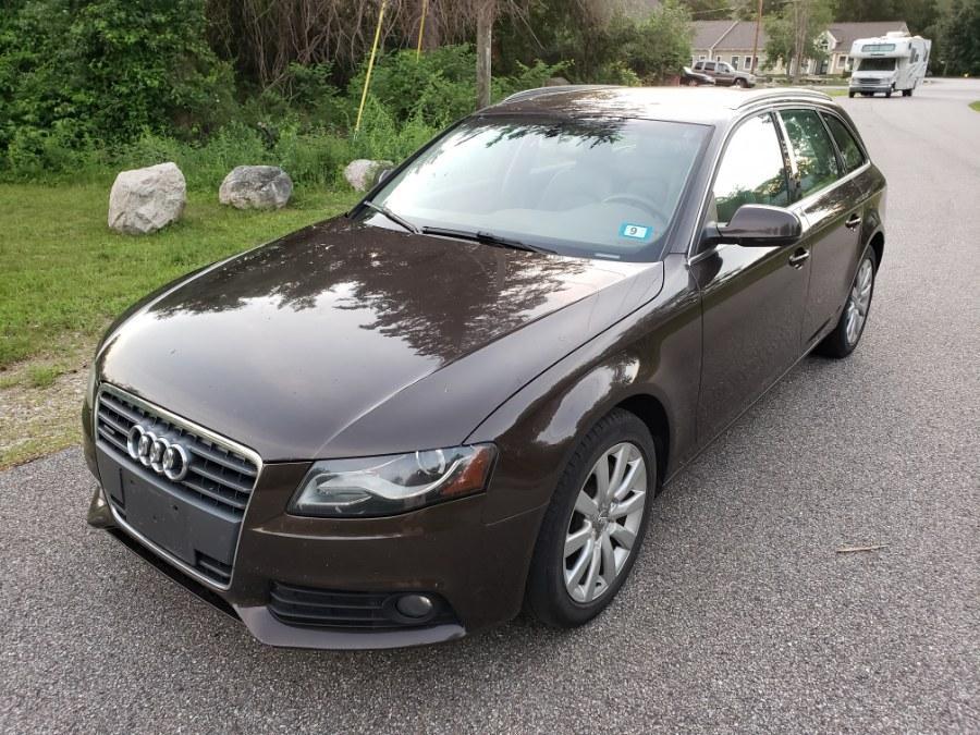 Used Audi A4 4dr Avant Wgn Auto quattro 2.0T Premium  Plus 2011 | ODA Auto Precision LLC. Auburn, New Hampshire