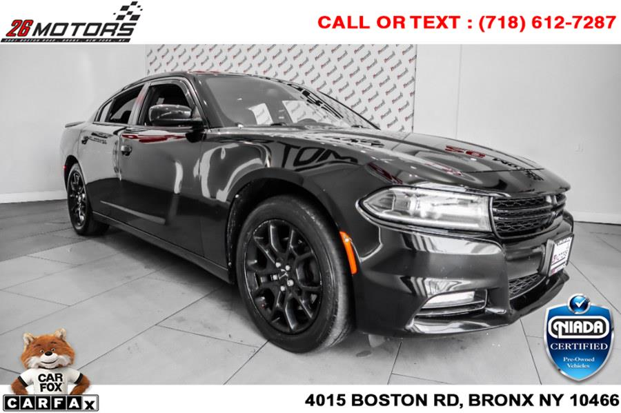 Used Dodge Charger 4dr Sdn SXT AWD 2016 | 26 Motors Corp. Bronx, New York