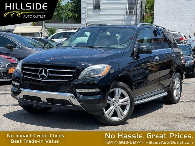 Used Mercedes-benz M-class ML 350 2013   Hillside Auto Outlet. Jamaica, New York