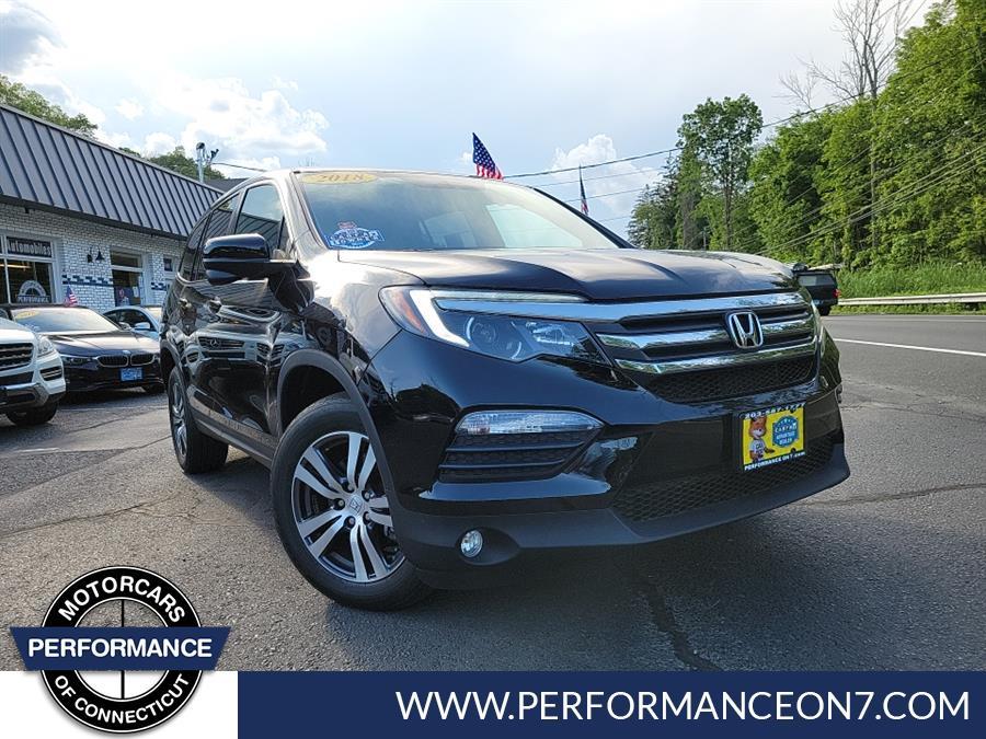 Used 2018 Honda Pilot in Wilton, Connecticut | Performance Motor Cars Of Connecticut LLC  . Wilton, Connecticut