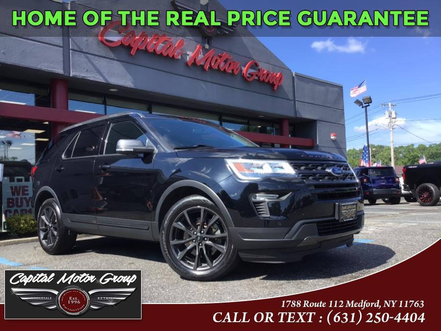 Used 2018 Ford Explorer in Medford, New York | Capital Motor Group Inc. Medford, New York