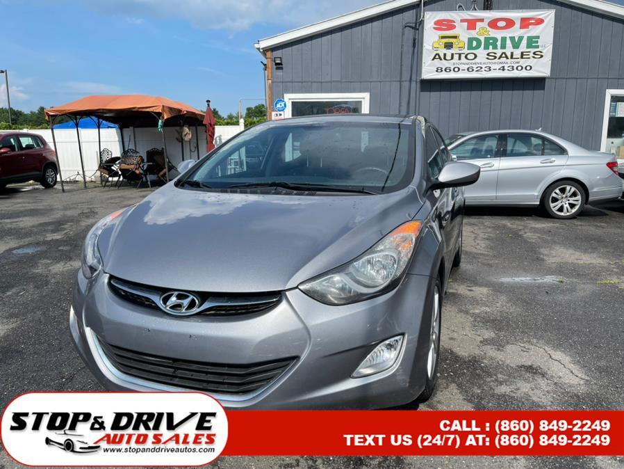 Used 2013 Hyundai Elantra in East Windsor, Connecticut   Stop & Drive Auto Sales. East Windsor, Connecticut