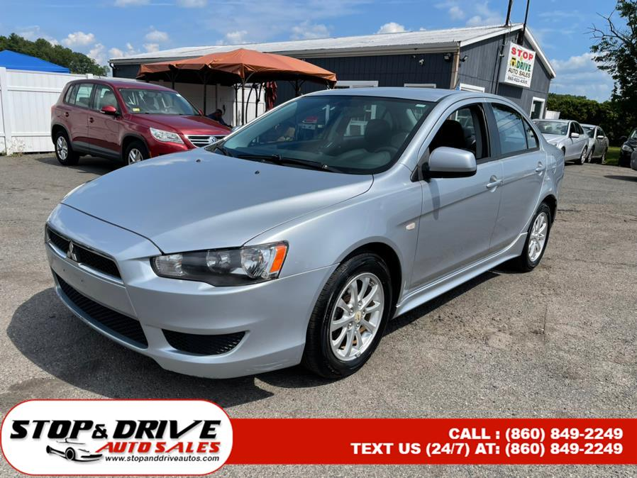 Used 2010 Mitsubishi Lancer in East Windsor, Connecticut | Stop & Drive Auto Sales. East Windsor, Connecticut