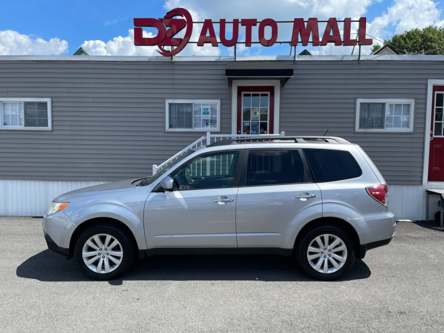 Used 2012 Subaru Forester in Paterson, New Jersey | DZ Automall. Paterson, New Jersey