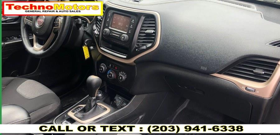 Used Jeep Cherokee 4WD 4dr Sport 2014   Techno Motors . Danbury , Connecticut