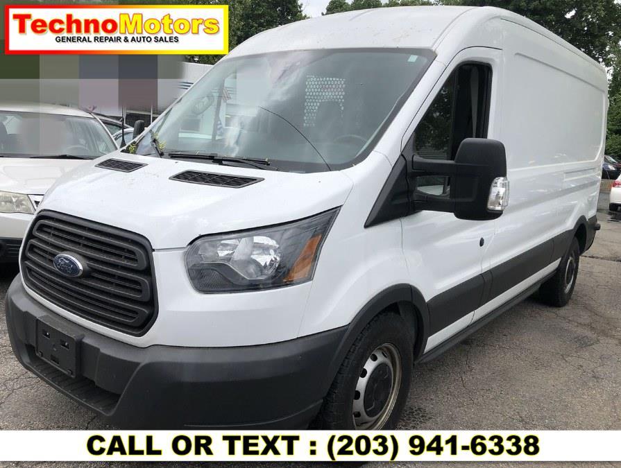 Used 2015 Ford Transit Cargo Van in Danbury , Connecticut | Techno Motors . Danbury , Connecticut