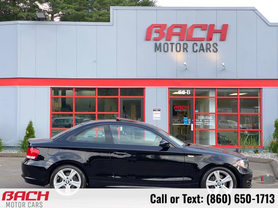 Used BMW 1 Series 2dr Cpe 128i 2008 | Bach Motor Cars. Canton , Connecticut