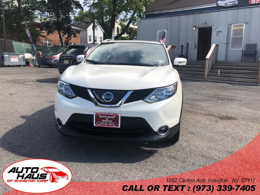 Used 2018 Nissan Rogue Sport in Irvington , New Jersey   Auto Haus of Irvington Corp. Irvington , New Jersey