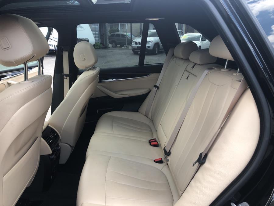 Used BMW X5 xDrive35i Sports Activity Vehicle 2017 | Auto Haus of Irvington Corp. Irvington , New Jersey
