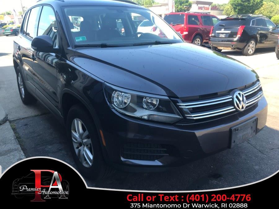 Used 2016 Volkswagen Tiguan in Warwick, Rhode Island | Premier Automotive Sales. Warwick, Rhode Island