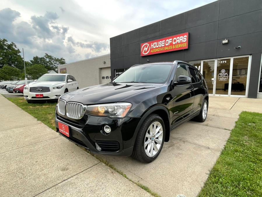 Used 2015 BMW X3 in Meriden, Connecticut | House of Cars CT. Meriden, Connecticut