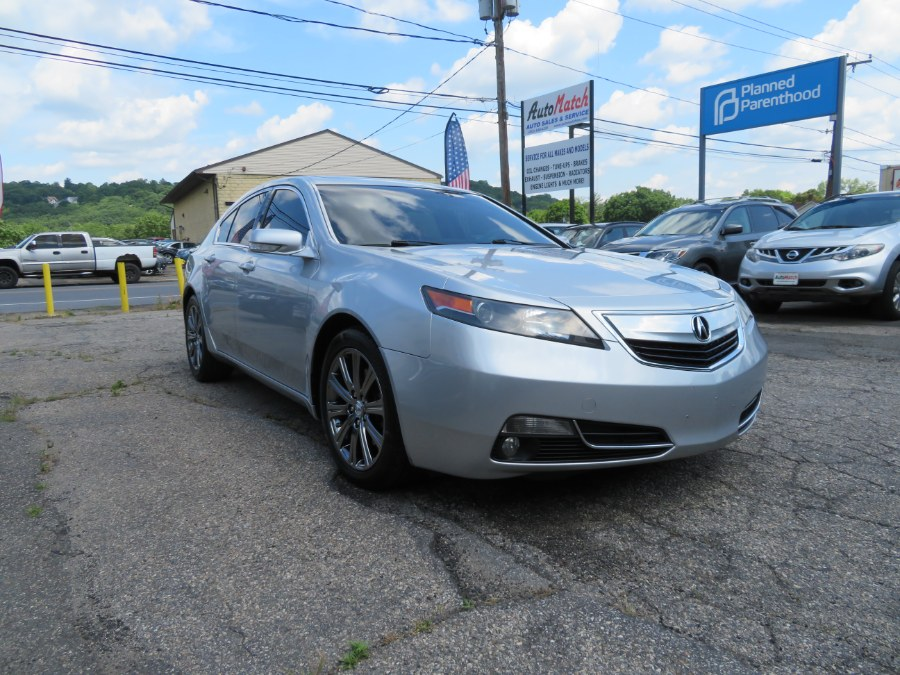 2014 Acura TL 4dr Sdn Auto 2WD Special Edition, available for sale in Waterbury, CT