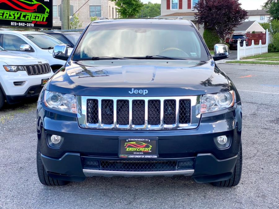 Used Jeep Grand Cherokee 4WD 4dr Overland Summit 2013 | Easy Credit of Jersey. South Hackensack, New Jersey