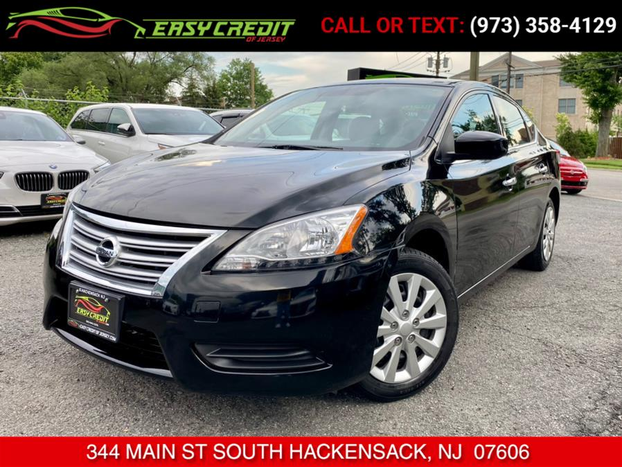 Used Nissan Sentra 4dr Sdn I4 CVT SV 2014 | Easy Credit of Jersey. South Hackensack, New Jersey