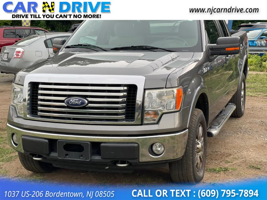 Used Ford F-150 XLT SuperCab 6.5-ft. Bed 4WD 2010 | Car N Drive. Bordentown, New Jersey