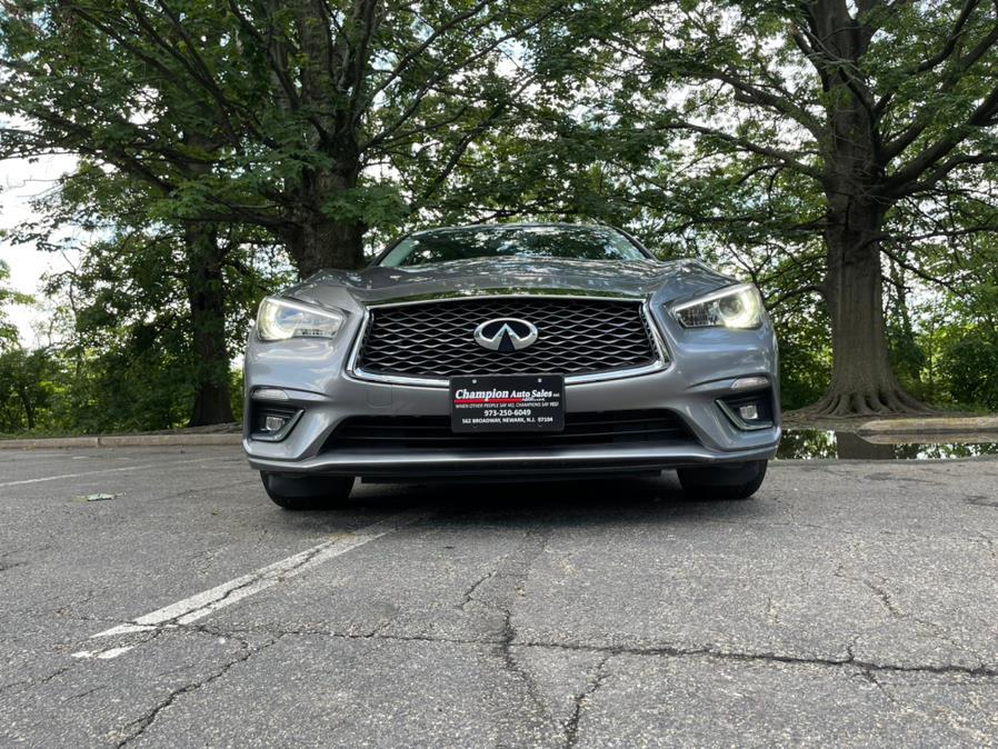 Used INFINITI Q50 3.0t LUXE AWD 2018   Champion Auto Sales. Newark, New Jersey
