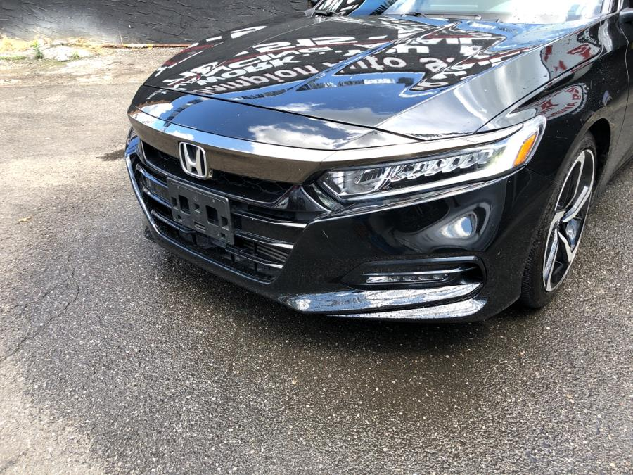 Used Honda Accord Sedan Sport 1.5T CVT 2018 | Champion Auto Sales. Bronx, New York