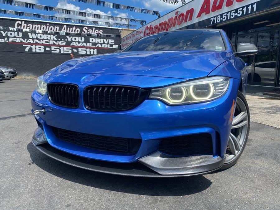 Used 2014 BMW 4 Series in Bronx, New York | Champion Auto Sales. Bronx, New York