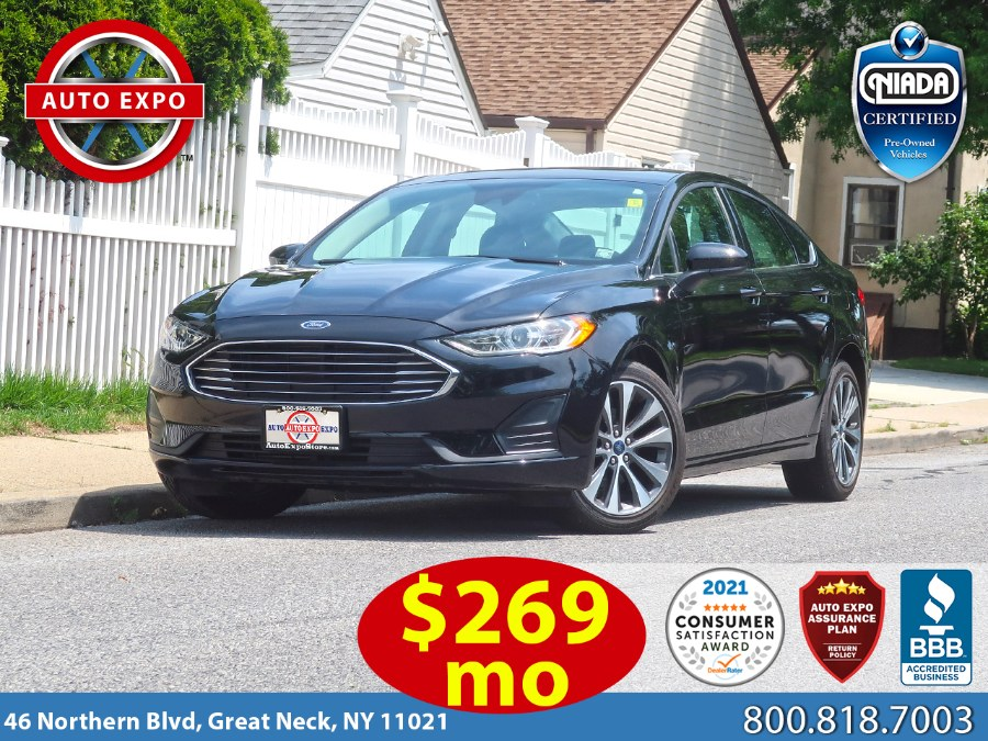 Used 2020 Ford Fusion in Great Neck, New York | Auto Expo Ent Inc.. Great Neck, New York