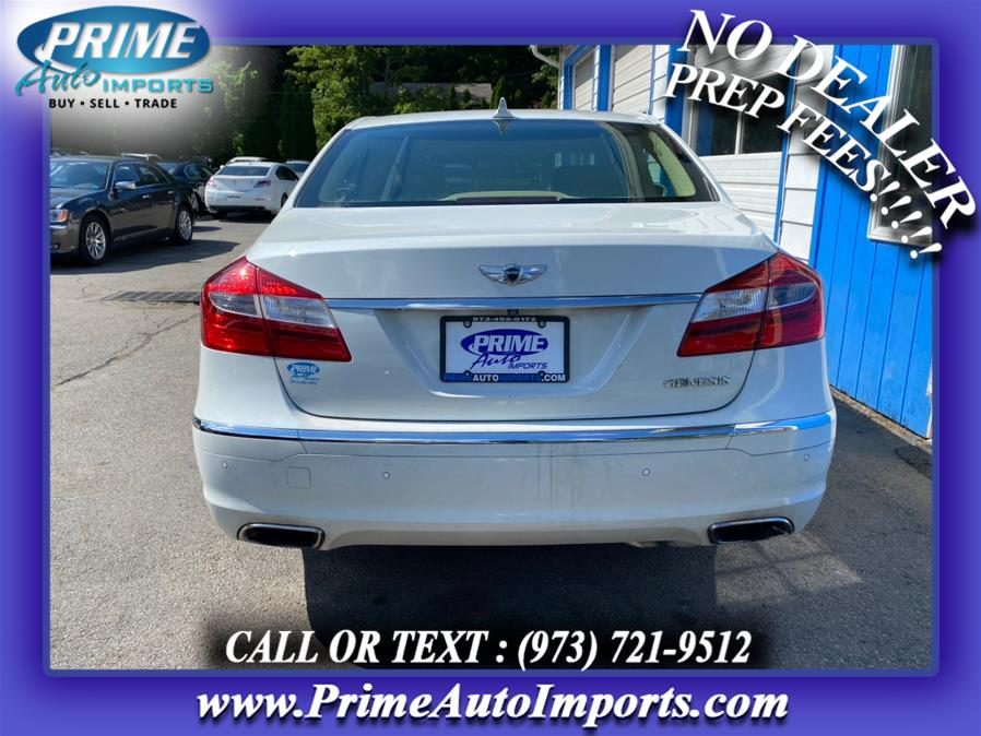Used Hyundai Genesis 4dr Sdn V6 3.8L 2012 | Prime Auto Imports. Bloomingdale, New Jersey