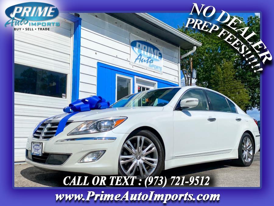 Used 2012 Hyundai Genesis in Bloomingdale, New Jersey | Prime Auto Imports. Bloomingdale, New Jersey