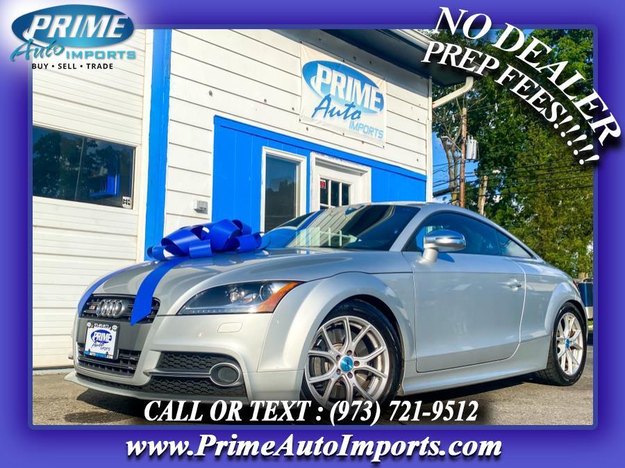 Used 2014 Audi TTS in Bloomingdale, New Jersey | Prime Auto Imports. Bloomingdale, New Jersey