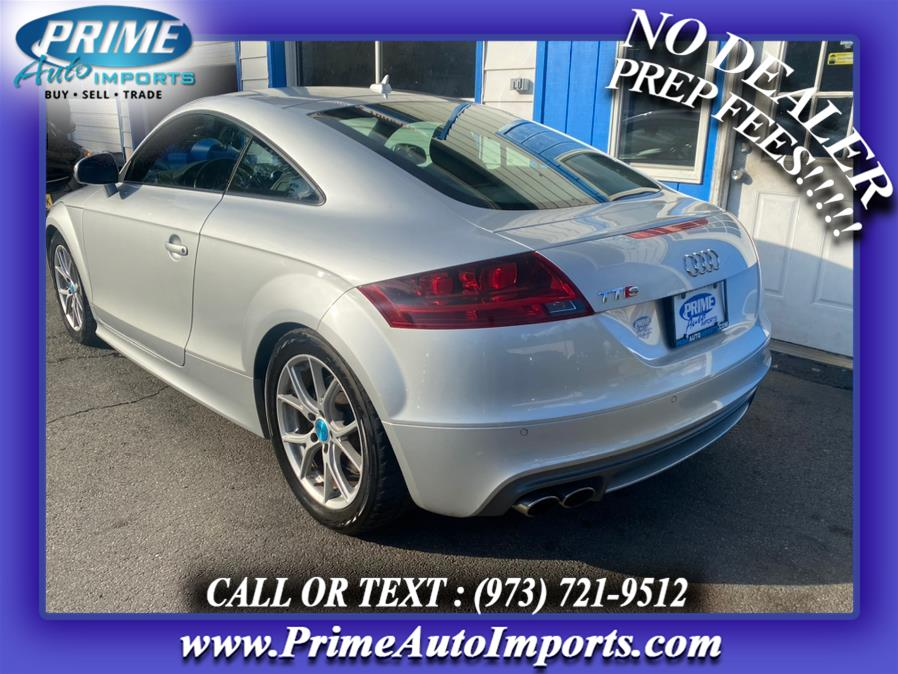 Used Audi TTS 2dr Cpe S tronic quattro 2.0T 2014 | Prime Auto Imports. Bloomingdale, New Jersey