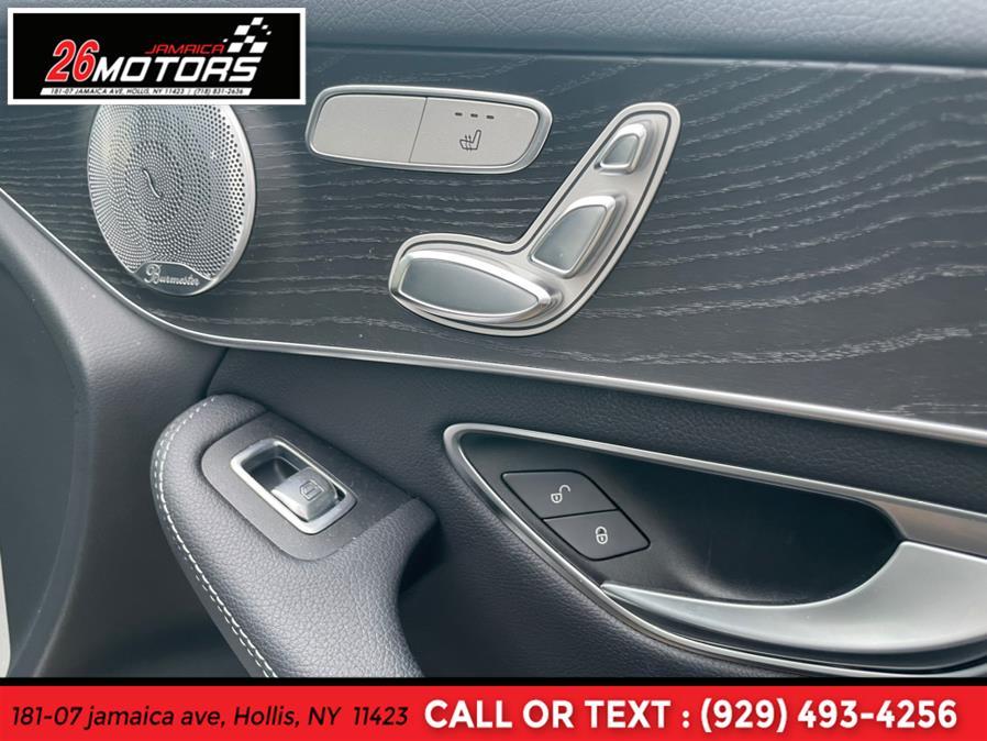 Used Mercedes-Benz GLC GLC 300 4MATIC SUV 2018   Jamaica 26 Motors. Hollis, New York