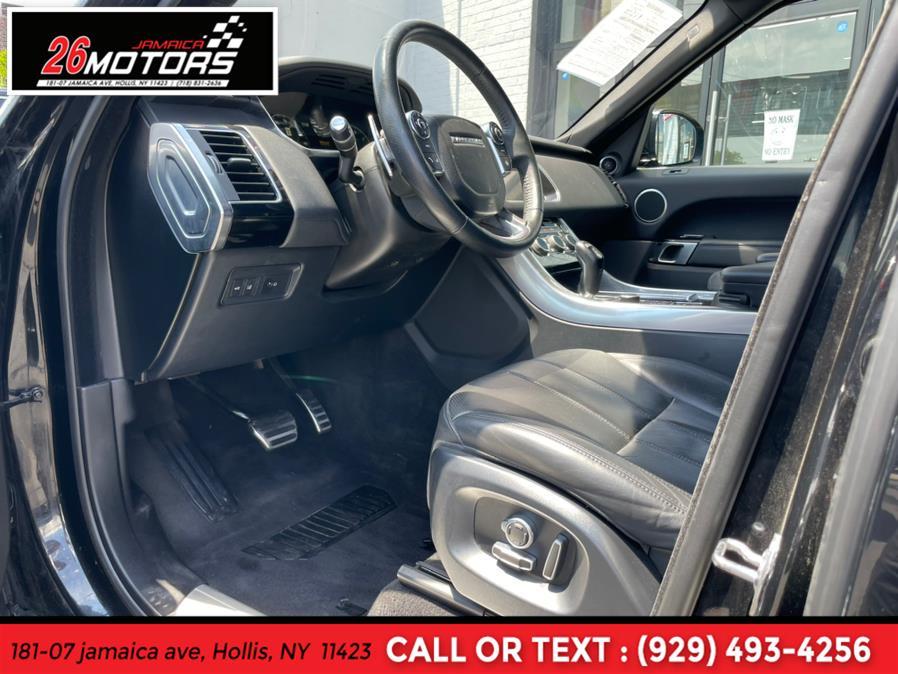 Used Land Rover Range Rover Sport V8 Supercharged Dynamic 2017 | Jamaica 26 Motors. Hollis, New York