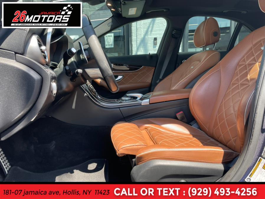 Used Mercedes-Benz C-Class ///AMG AMG C 43 4MATIC Sedan 2017 | Jamaica 26 Motors. Hollis, New York