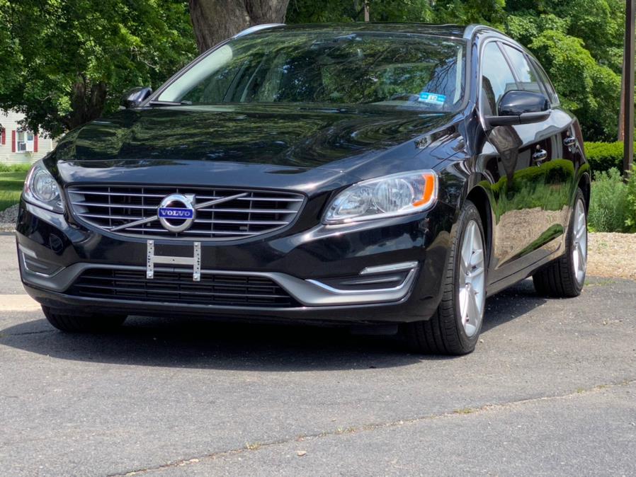 Used Volvo V60 4dr Wgn T5 Drive-E Platinum FWD 2015 | Lava Motors 2 Inc. Canton, Connecticut