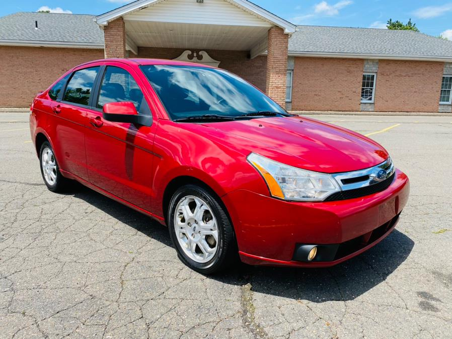 Used Ford Focus 4dr Sdn SES 2009 | Supreme Automotive. New Britain, Connecticut