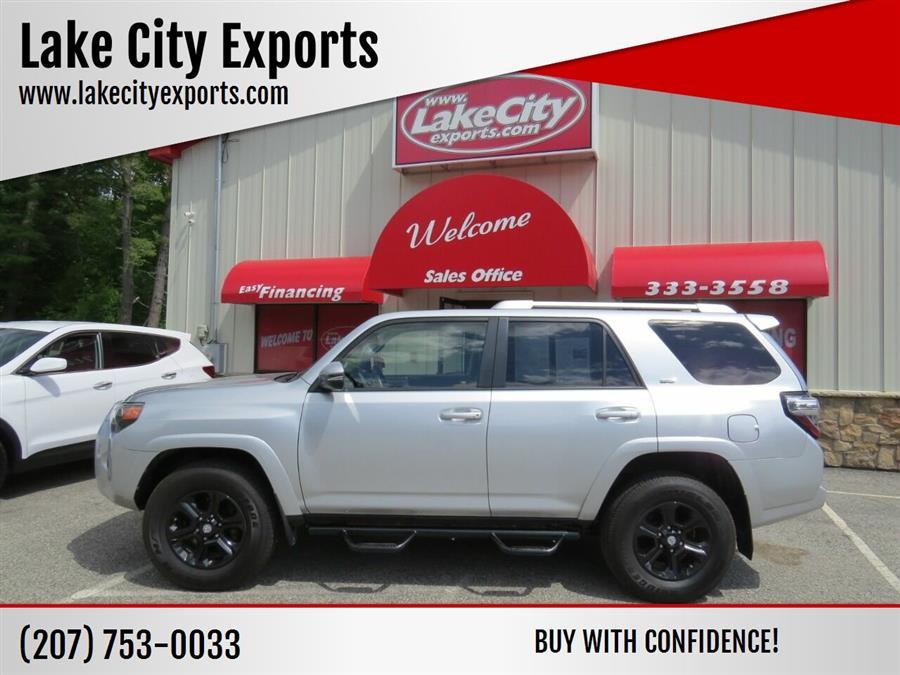 Used Toyota 4runner SR5 4x4 4dr SUV 2015   Lake City Exports Inc. Auburn, Maine