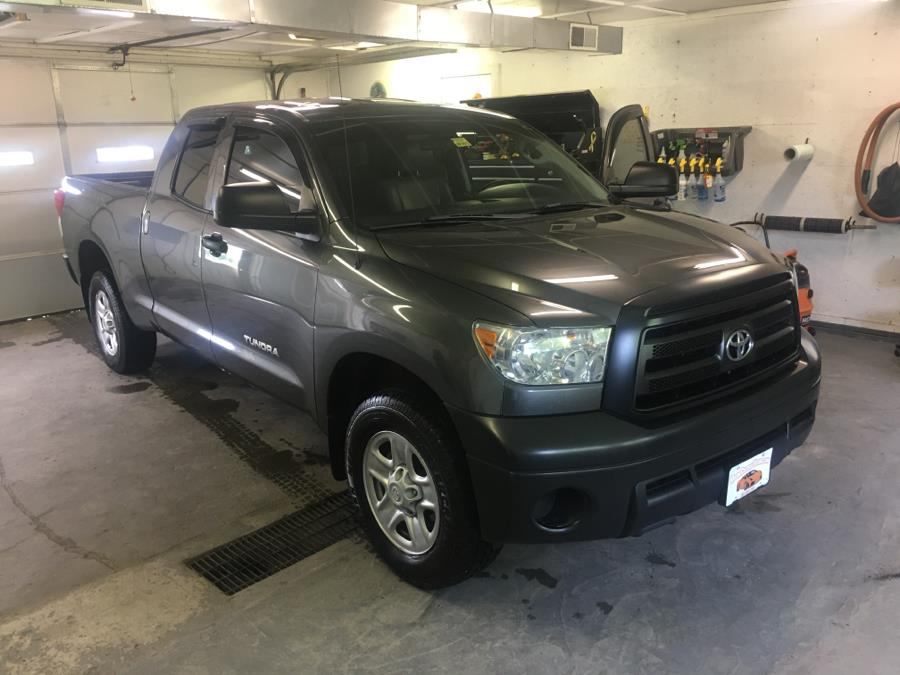 Used Toyota Tundra 4WD Truck Double Cab 4.6L V8 6-Spd AT (Natl) 2013 | Maine Central Motors. Pittsfield, Maine