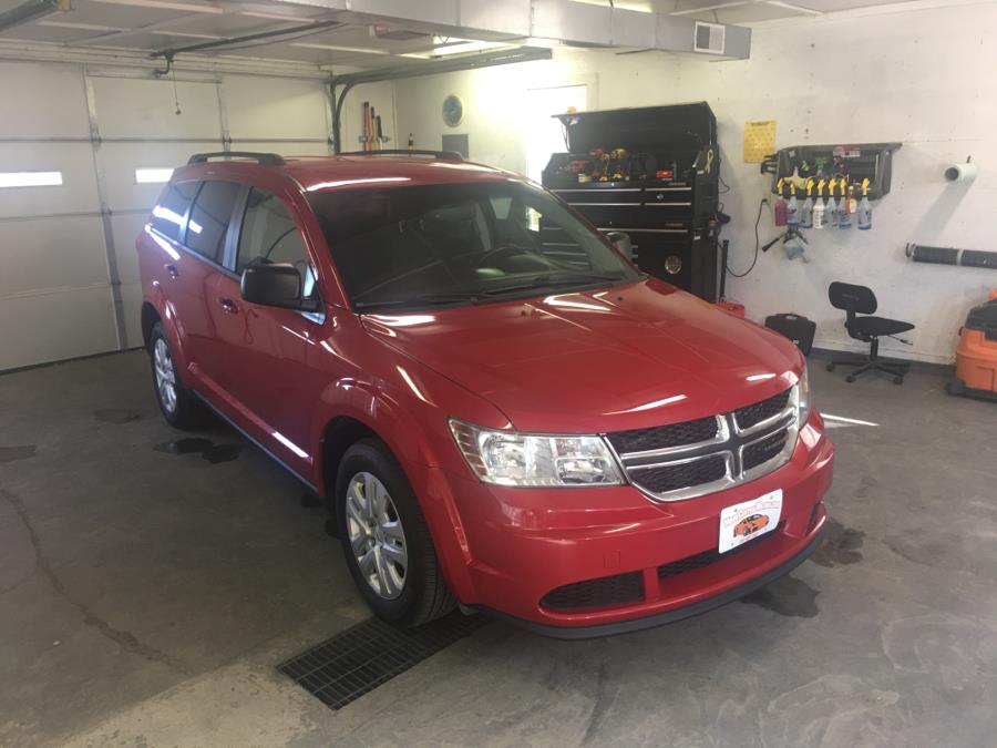 Used Dodge Journey AWD 4dr SE 2015 | Maine Central Motors. Pittsfield, Maine