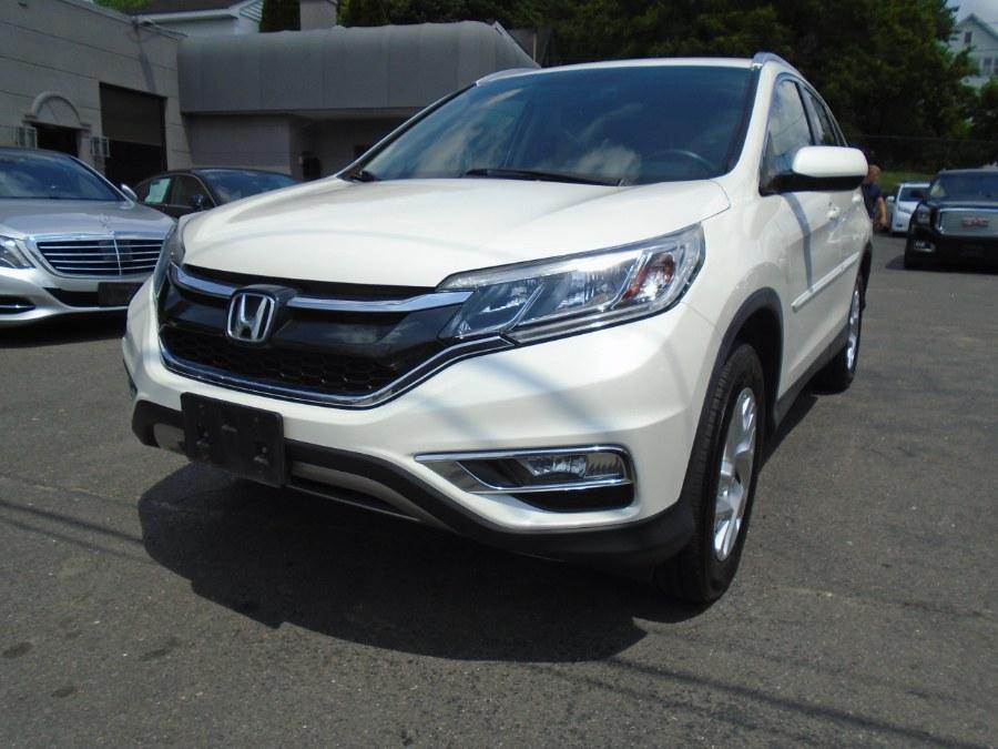 Used Honda CR-V EXL 2015   Jim Juliani Motors. Waterbury, Connecticut