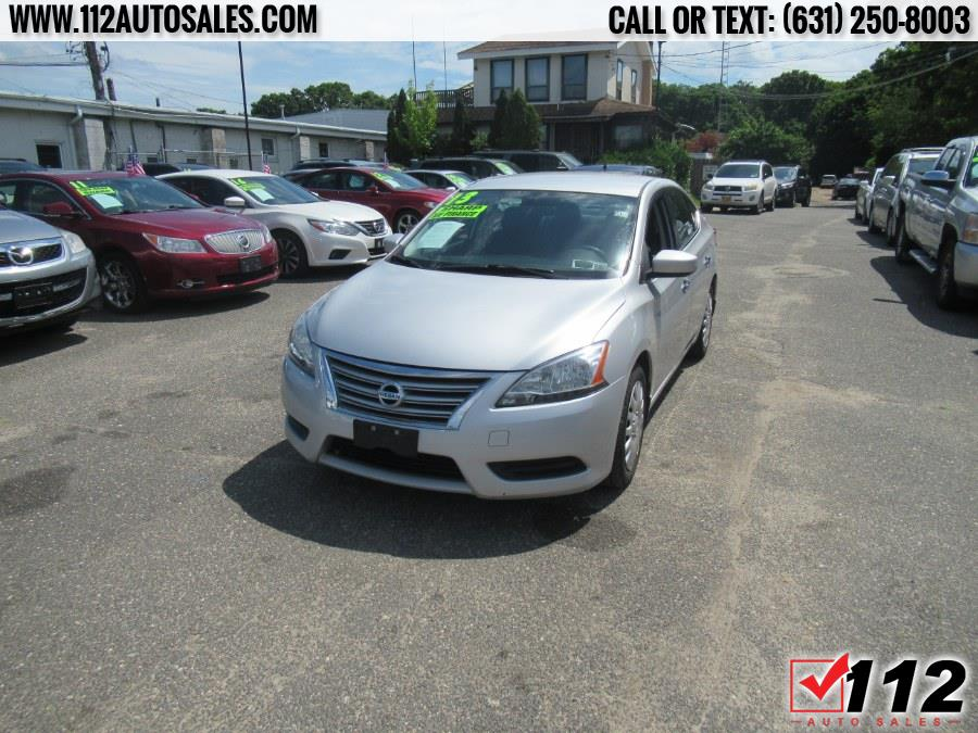 Used Nissan Sentra 4dr Sdn I4 CVT S 2013 | 112 Auto Sales. Patchogue, New York