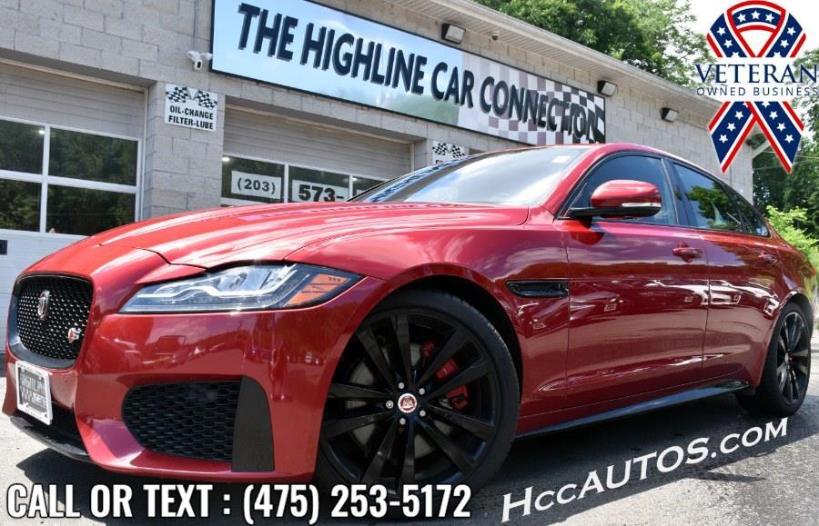 Used 2017 Jaguar XF in Waterbury, Connecticut   Highline Car Connection. Waterbury, Connecticut