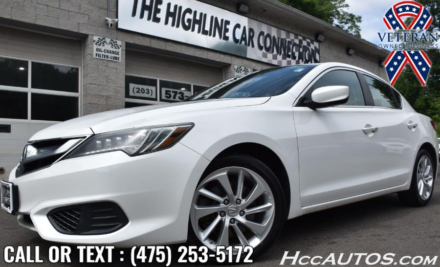 Used 2016 Acura ILX in Waterbury, Connecticut   Highline Car Connection. Waterbury, Connecticut