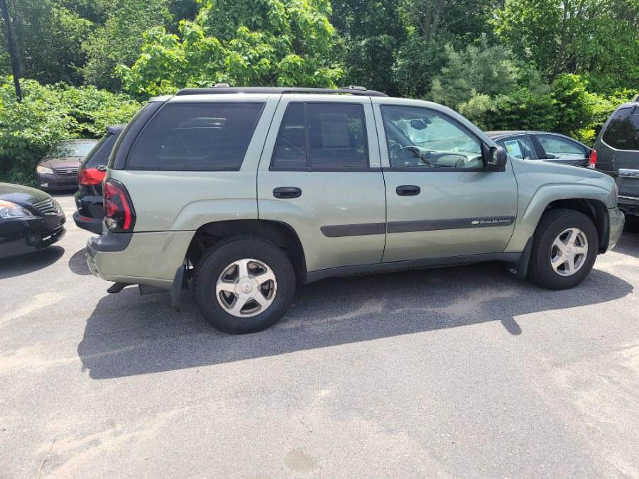 Used 2004 Chevrolet TrailBlazer in Raynham, Massachusetts | J & A Auto Center. Raynham, Massachusetts