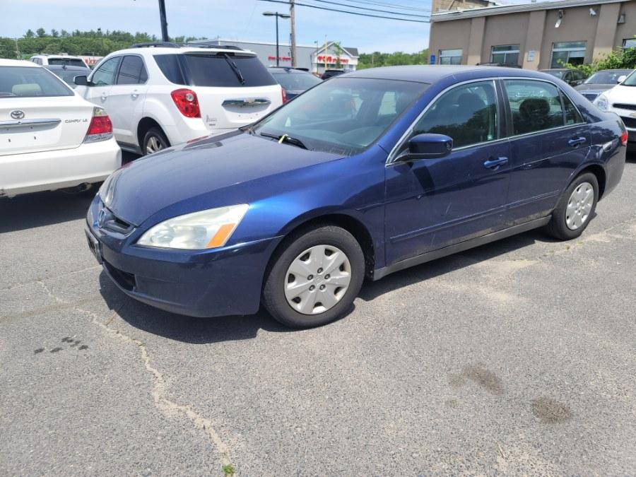 Used 2004 Honda Accord Sdn in Raynham, Massachusetts | J & A Auto Center. Raynham, Massachusetts