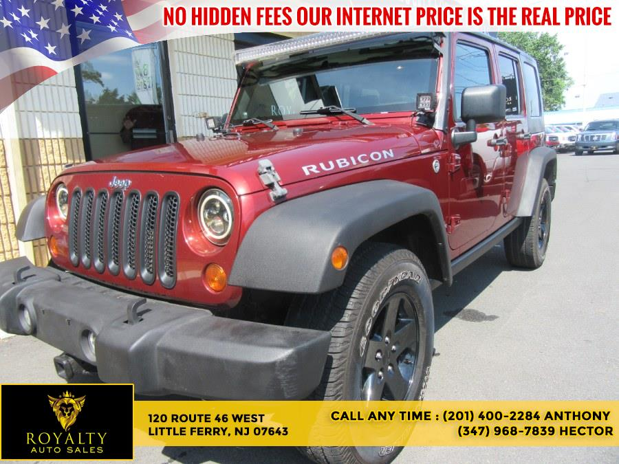 Used Jeep Wrangler 4WD 4dr Unlimited Rubicon 2008 | Royalty Auto Sales. Little Ferry, New Jersey