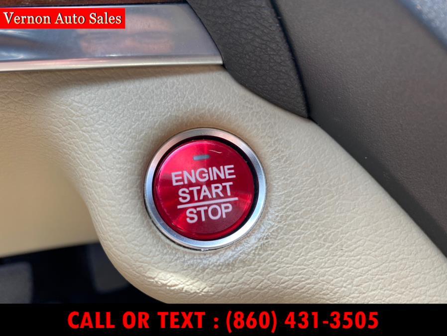Used Acura MDX SH-AWD w/Advance Pkg 2018 | Vernon Auto Sale & Service. Manchester, Connecticut