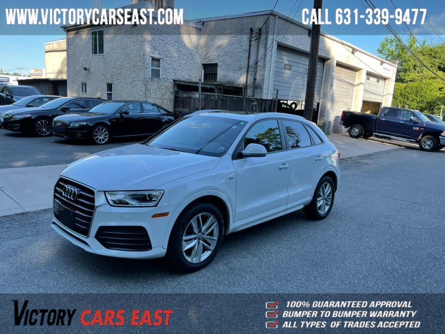 Used Audi Q3 2.0 TFSI Sport Premium quattro AWD 2018   Victory Cars East LLC. Huntington, New York