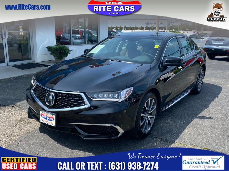 Used 2018 Acura TLX in Lindenhurst, New York | Rite Cars, Inc. Lindenhurst, New York