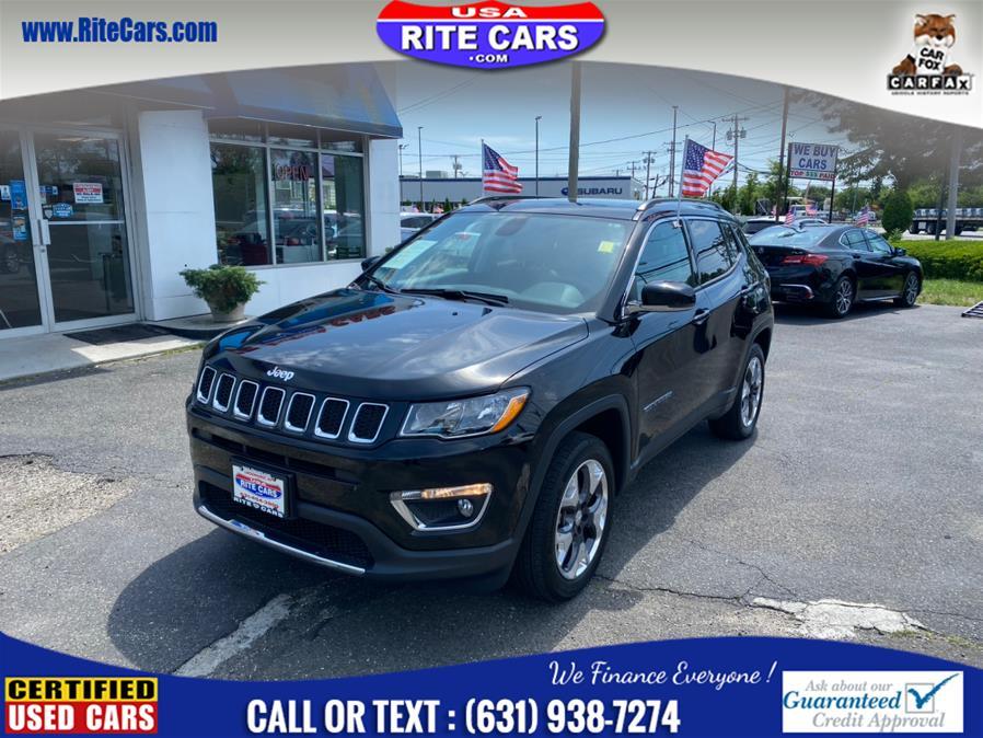 Used 2019 Jeep Compass in Lindenhurst, New York | Rite Cars, Inc. Lindenhurst, New York